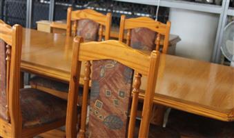 7 piece dining room set S031323A #Rosettenvillepawnshop