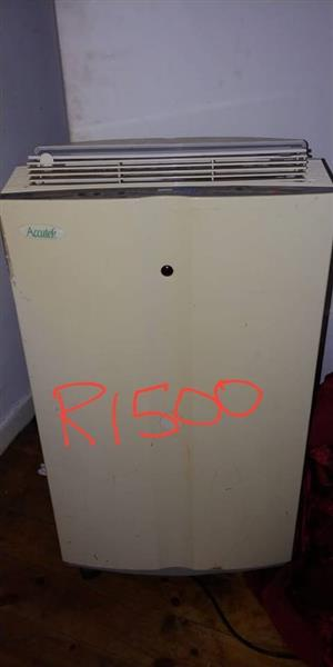 Accutek air cooler for sale