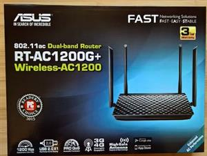 ASUS DSL-AC55U AC1200 modem/router