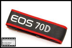 Canon EOS 70D - Neck Strap