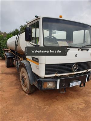 Mercedes-Benz 1214 Watertanker 10 000Lt