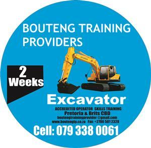 EXCAVATOR TRAINING IN PRETORIA 0793380061