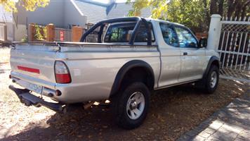 2004 Mitsubishi Colt 2800TDi Clubcab