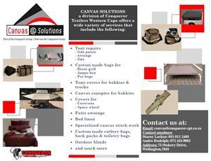 Canvas Solutions - One stop Canvas shop