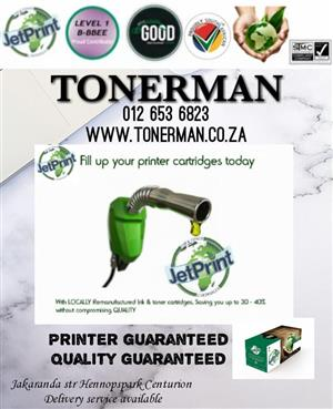 COMPATIBLE PRINTER CARTRIDGES AT COMPETITIVE PRICES