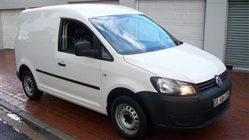 2011 VW Caddy panel van