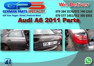Used Audi A6 2011 Parts for Sale