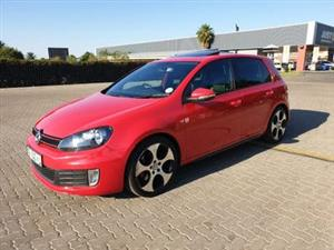 2014 VW Golf hatch GOLF VII 2.0 TSI R DSG