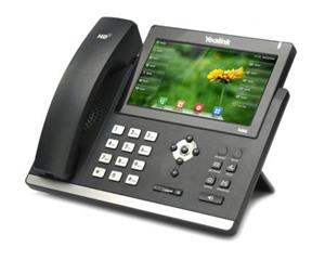 Hosted PBX & VoIP. Yealink Products