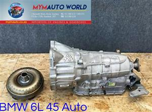imported used BMW 6L45 AUTO, Complete second hand used gearboxes