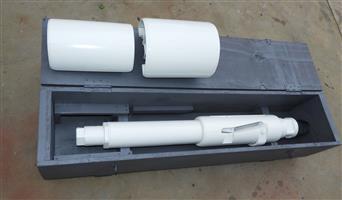 Borehole Casing perforator