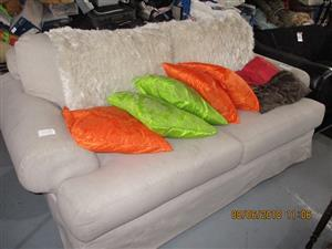Couches and other House Furniture in Live Warehouse Auction