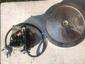 Holley Carburetor 450CFM