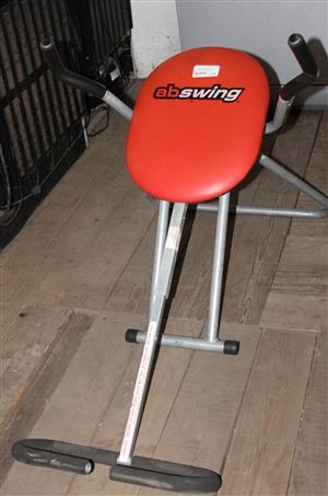 Abswing gym bench S030695A #Rosettenvillepawnshop