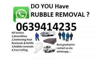 Trusted Building Rubble and demolition Services