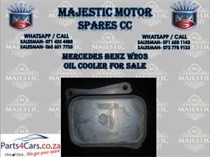 Mercedes benz w203 oil cooler for sale