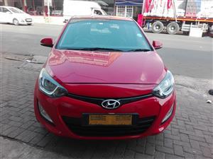 2013 Hyundai i20 1.4 GL