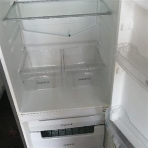 Kic Fridge Freezer 280l silver working