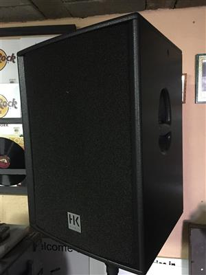Complete HK PA system