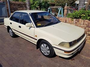 1989 Toyota Corolla 1.6 Sprinter