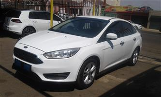 2016 Ford Focus 1.8 5 door Si