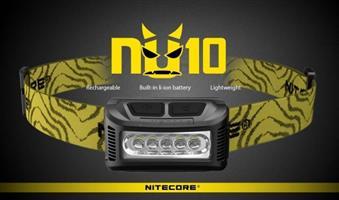NiteCore NU10 Headlamp