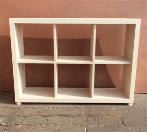 Kiddies toy storage unit Farmhouse series 1400 - Antique white