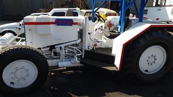 Underground Flameproof 4x4 Tractor