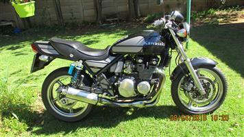 1995 Kawasaki ZR