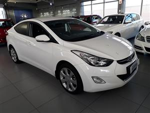 2013 Hyundai Elantra 1.8 Executive auto