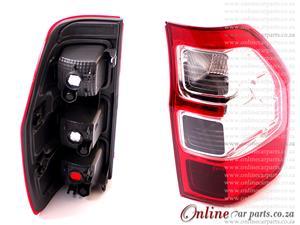 Ford Ranger MK IV Left Hand Side Tail Lamp 2012-2015