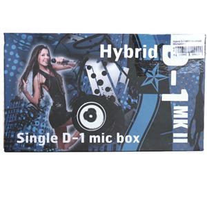 HYBRID D-1 MKII HANDHELD MICROPHONE