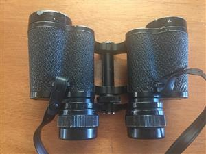 Carl Zeiss Jena Vintage bonoculars - 8x30W Jenoptem with neck strap - ideal birder's binocular