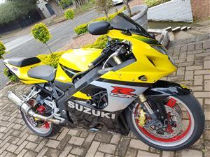 Suzuki GSXR750 in South Africa   Junk Mail