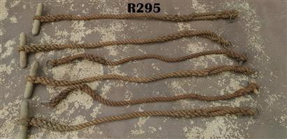 6 x Heavy Duty Cattle Farmers Rope (1400 long )