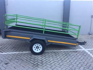 TRAILER HIRE - COLLECT A TRAILER, Strand