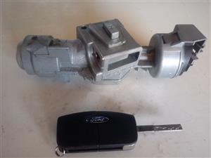 Mondeo/Focus (2008-10) ignition barrel, 3-pin