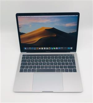 Apple MacBook Pro 13-inch 2.9GHz Dual-Core i5 (Touch Bar, 256GB, Space Gray) - Pre-Owned