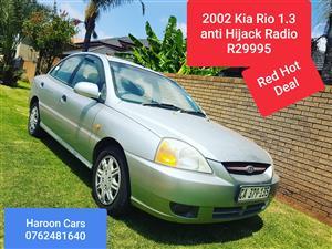 2003 Kia Rio 1.3