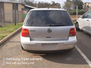 2001 VW Golf 1.6 Trendline