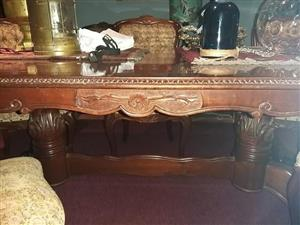 For Sale: Imbuia Dining Room Suite