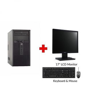 HP Compaq Dx2300 Dual Core Tower PC