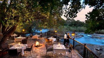 7 Nights stay at Kruger Park Lodge in December 2019 (06-12-2019 to 13-12-2019)