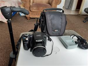 Canon PowerShot SX500 IS for sale