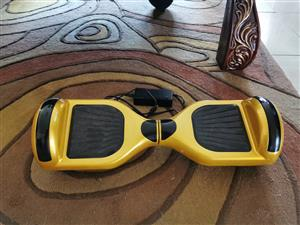 6.5 inch hoverboard with bluetooth