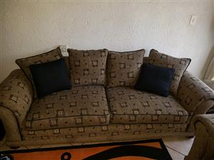 2 seater couch -Grafton Everest -Clean /awesom couch  0813368974