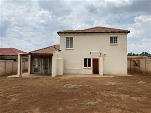 Beautiful clean and secure house for sale
