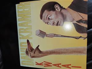 David Kramer Vinyl's