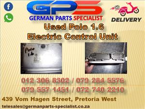 Used VW Polo 1.6 Electric Control Unit for Sale