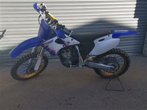2003 Yamaha YZ250 for sale  Somerset West